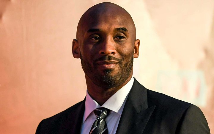 Kobe Bryant during the FIBA Basketball World Cup 2019 Draw Ceremony on March 16, 2019 in Shenzhen, China.