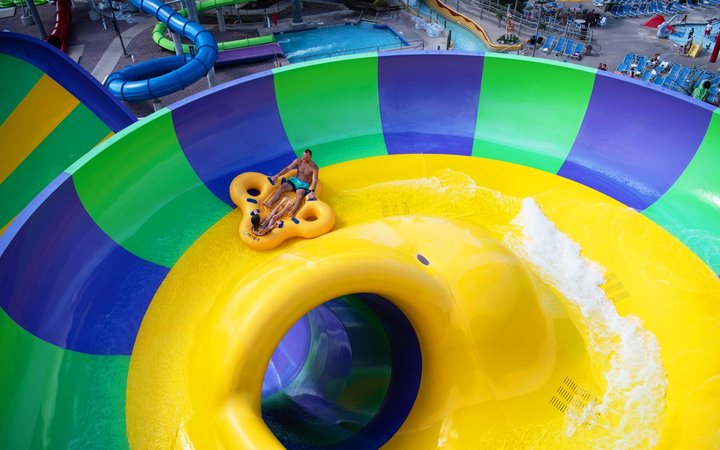 Kalahari Resorts Indoor Waterpark