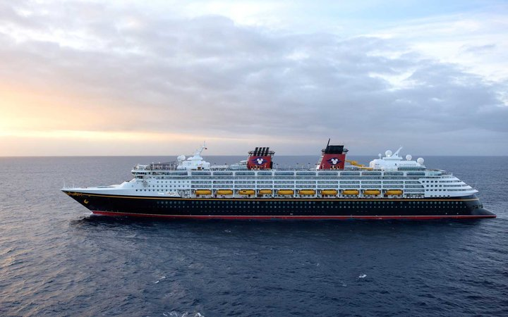 Disney Wonder Cruise to New Orleans