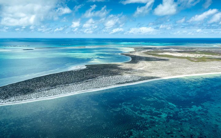 Houtman Abrolhos Islands in Western Australia