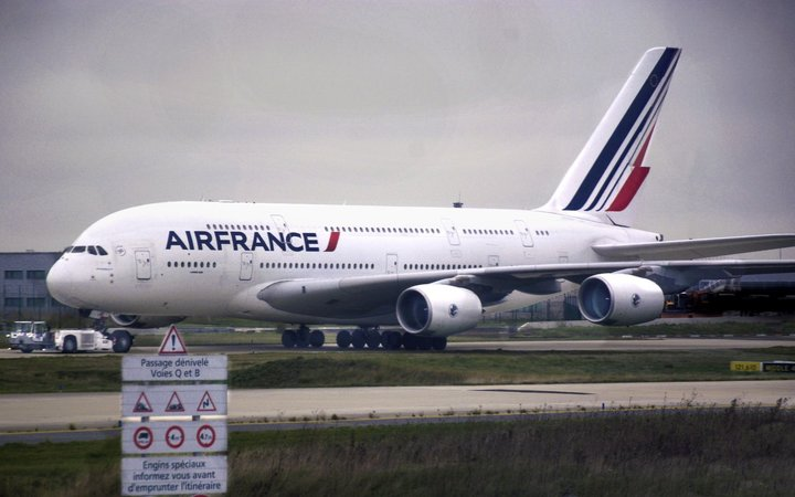 Air France Strike