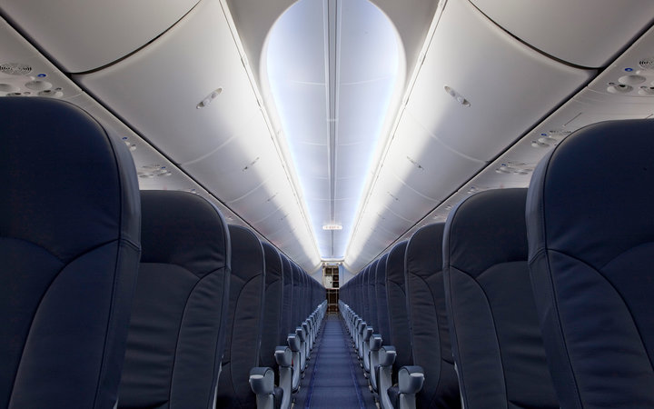 Boeing Airplane Chairs