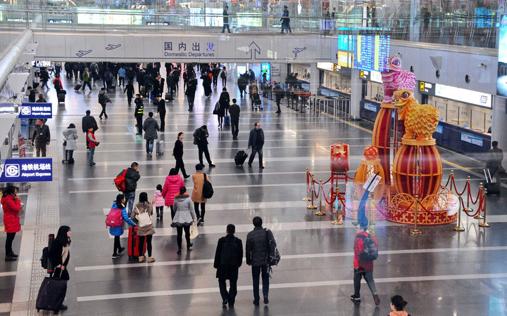 china will limit travel for people with low social credit