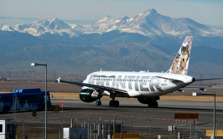 Frontier Airlines bag fees