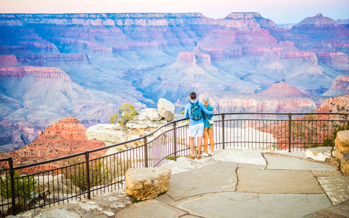 Grand Canyon National Parks Vacation Health