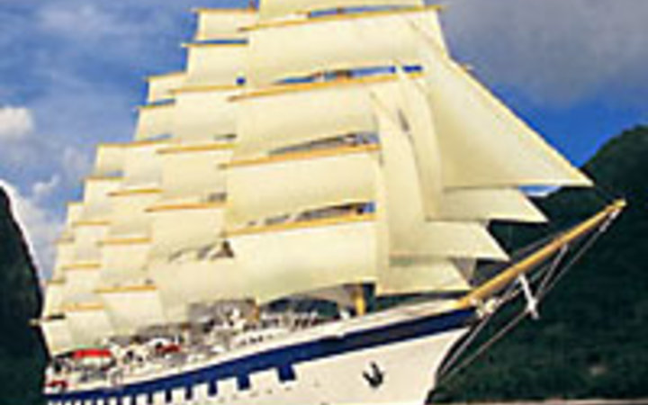 Courtesy of Star Clippers 10 Best Cruises for  Noncruisers
