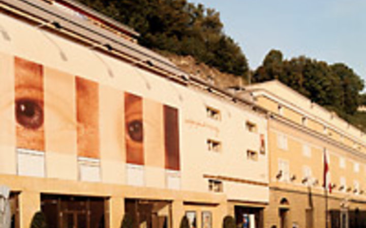 Christian Kerber The House for Mozart, a new theater, will open this summer at the Salzburg Festival