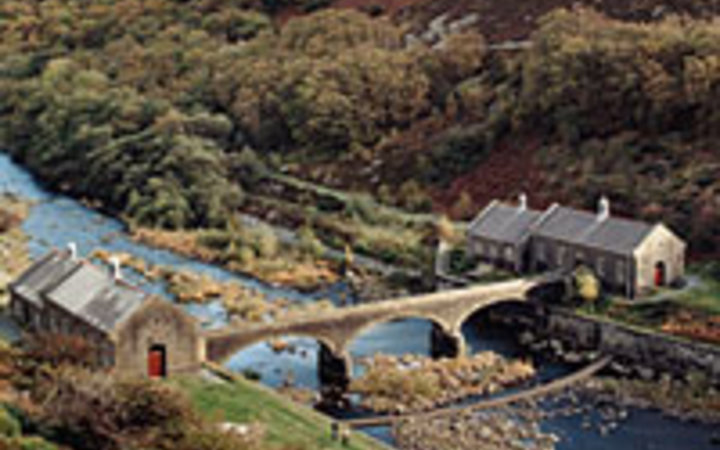 Beth Evans The Elan Valley Dams in Wales
