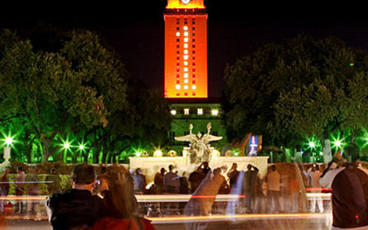 Things to Do Around the University of Texas at Austin Campus