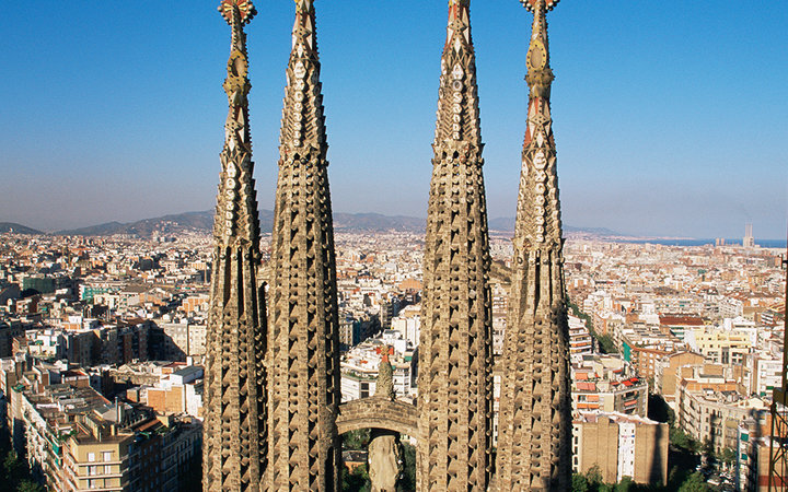 Top Historic Sites in Barcelona
