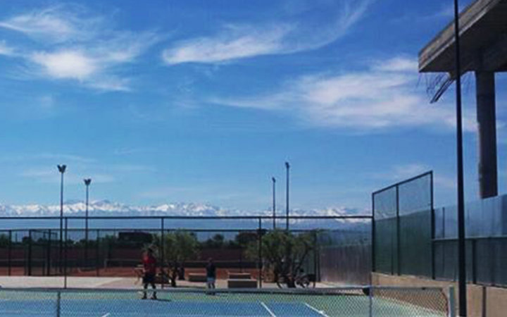 5 Best Places to Play Tennis in Marrakesh