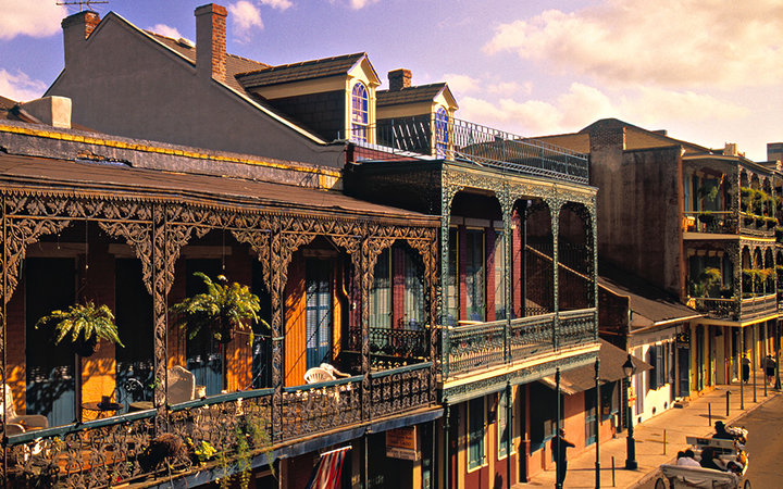 Best Spots for a Girls' Getaway in New Orleans