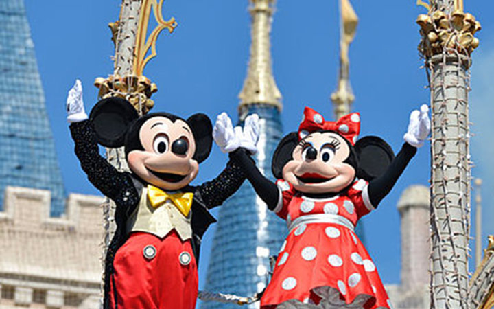 Top 5 Live Shows at Disney World