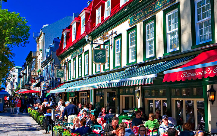 Top 5 Bistros in Quebec City