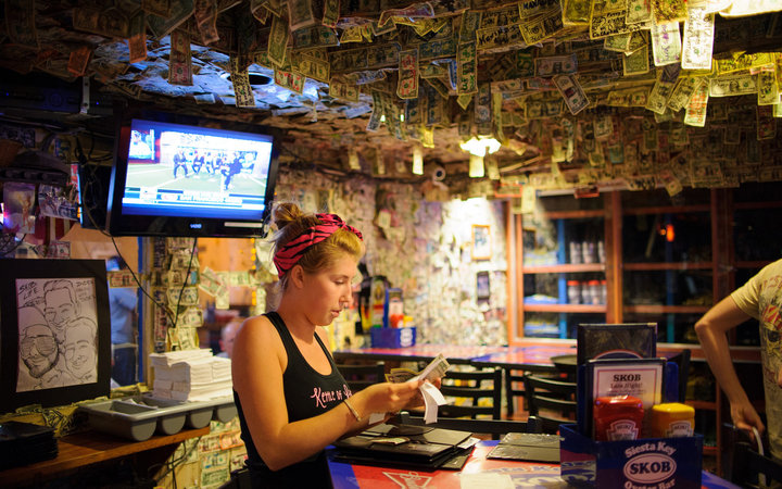 The Siesta Key Oyster Bar