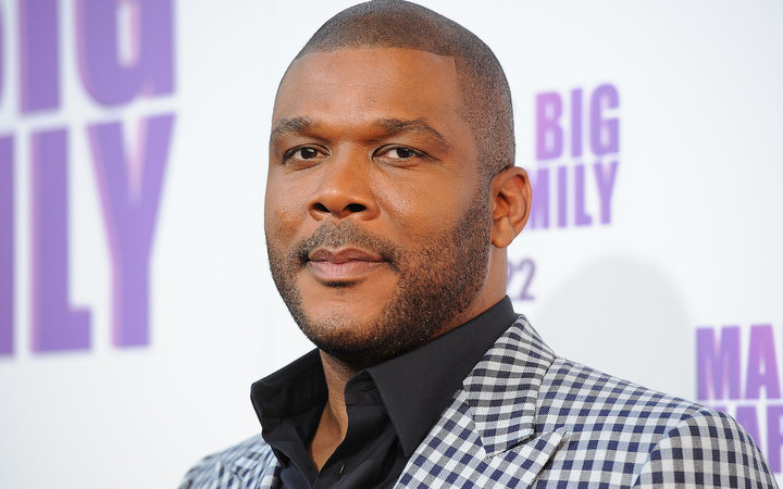 Director/Writer Tyler Perry