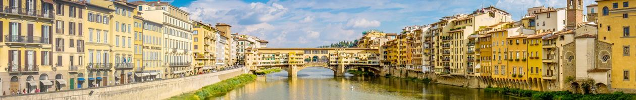 Scenic in Florence, Italy