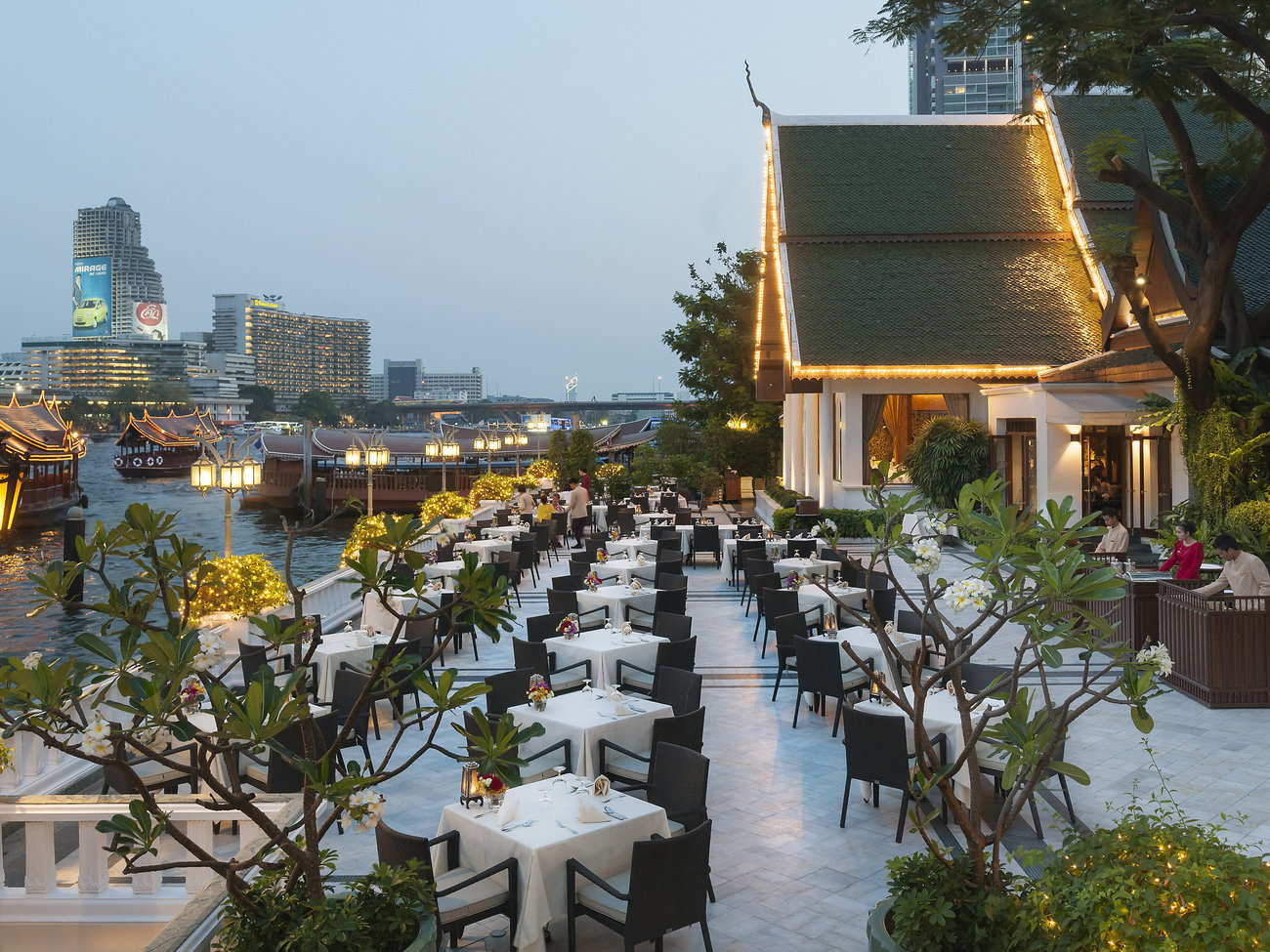 Mandarin Oriental Bangkok