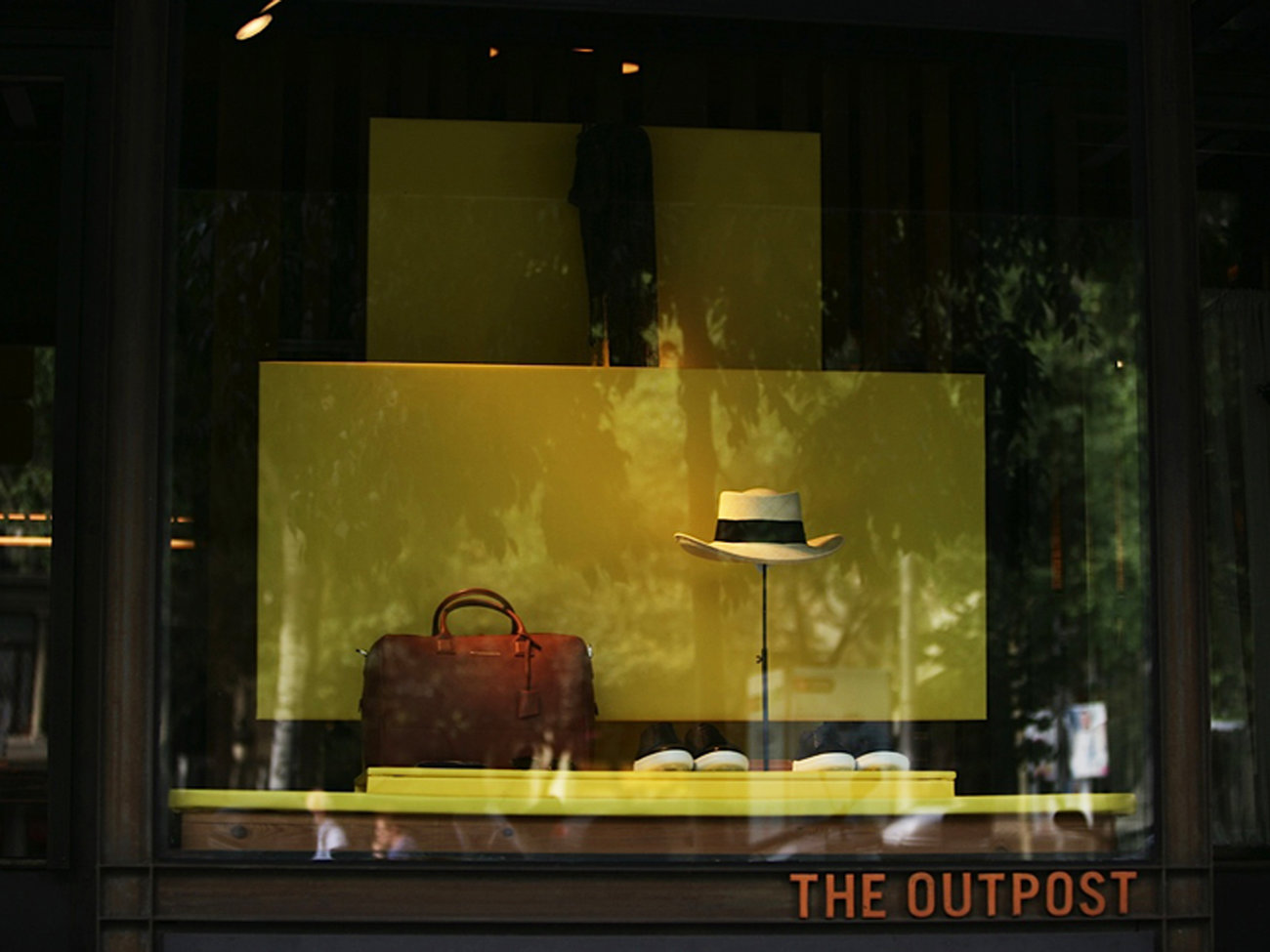 The Outpost Shop in Barcelona