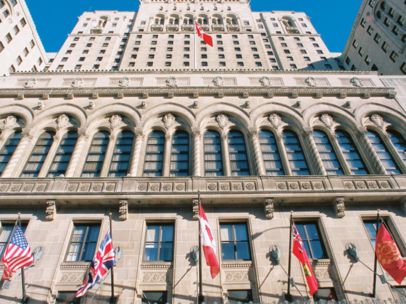 Fairmont Royal York Hotel in Toronto