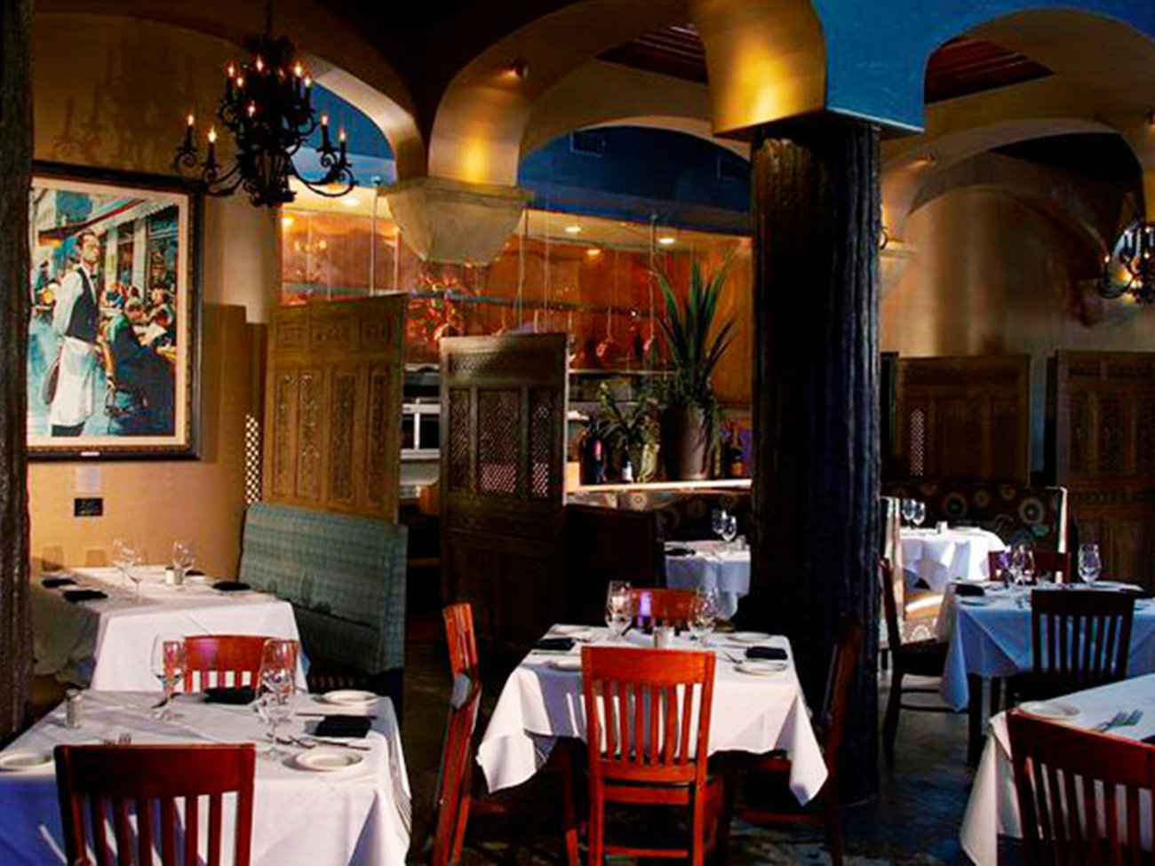 Al Biernat's Restaurant in Dallas