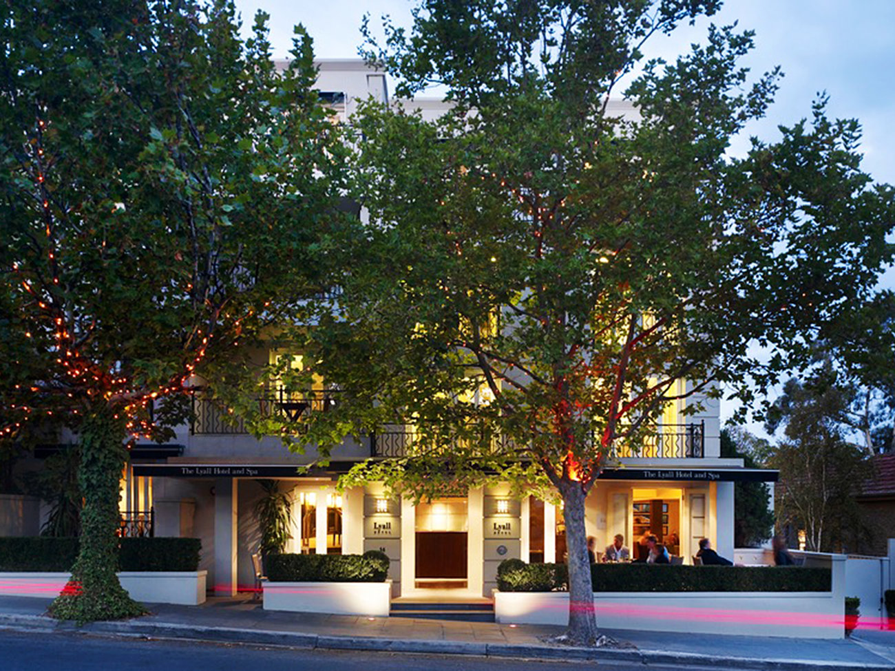 Lyall Hotel & Spa in Melbourne