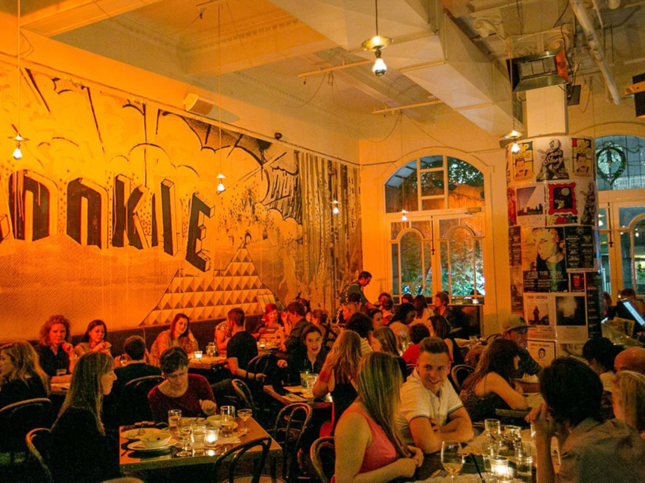 Cookie Restaurant in Melbourne