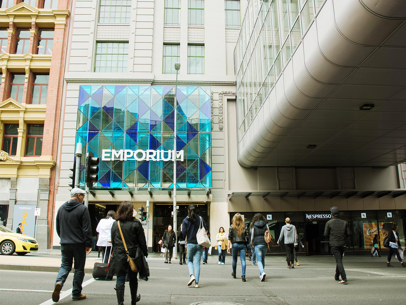 Emporium Melbourne Shopping Mall