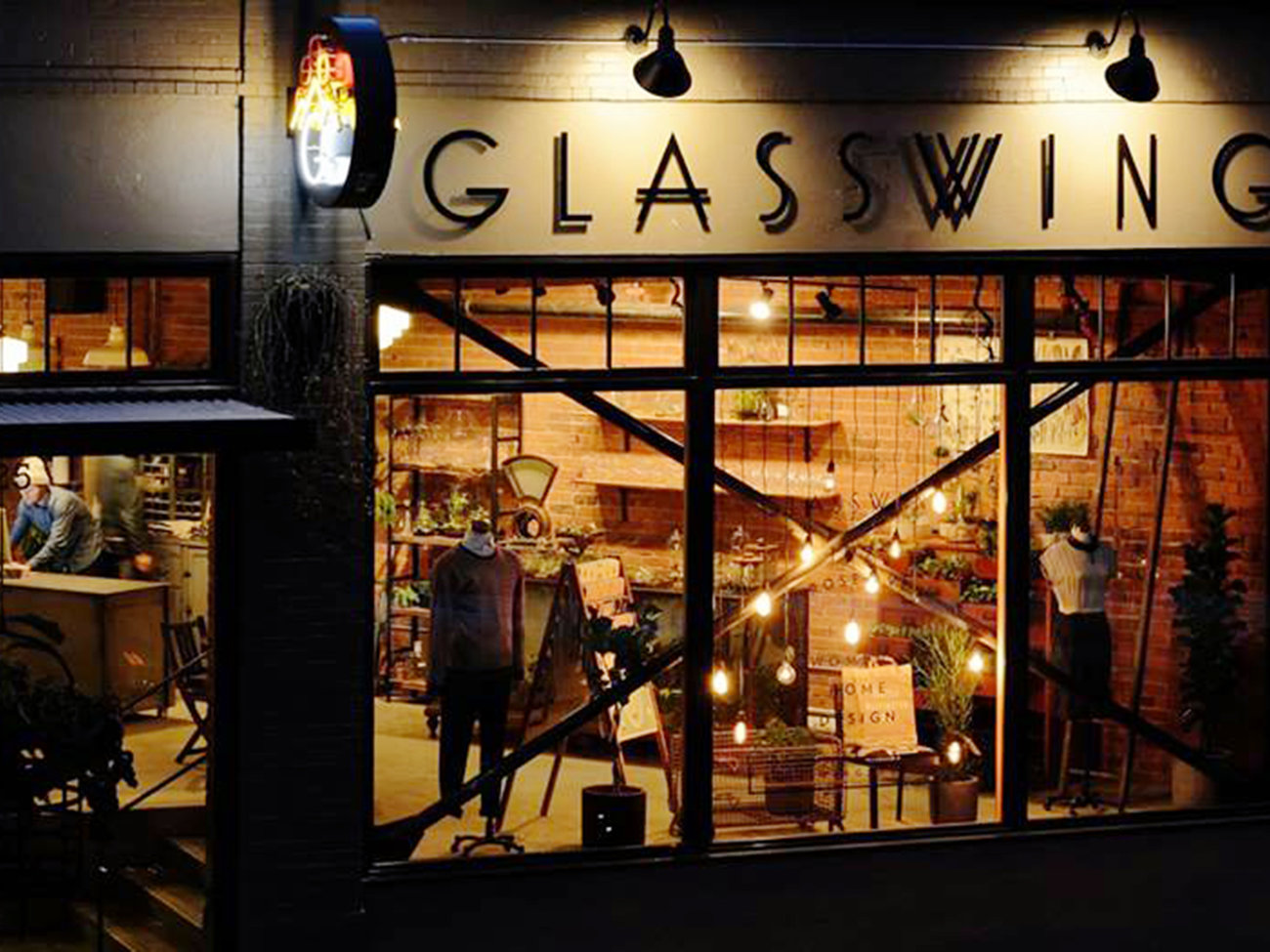 Glasswing Design Store in Seattle