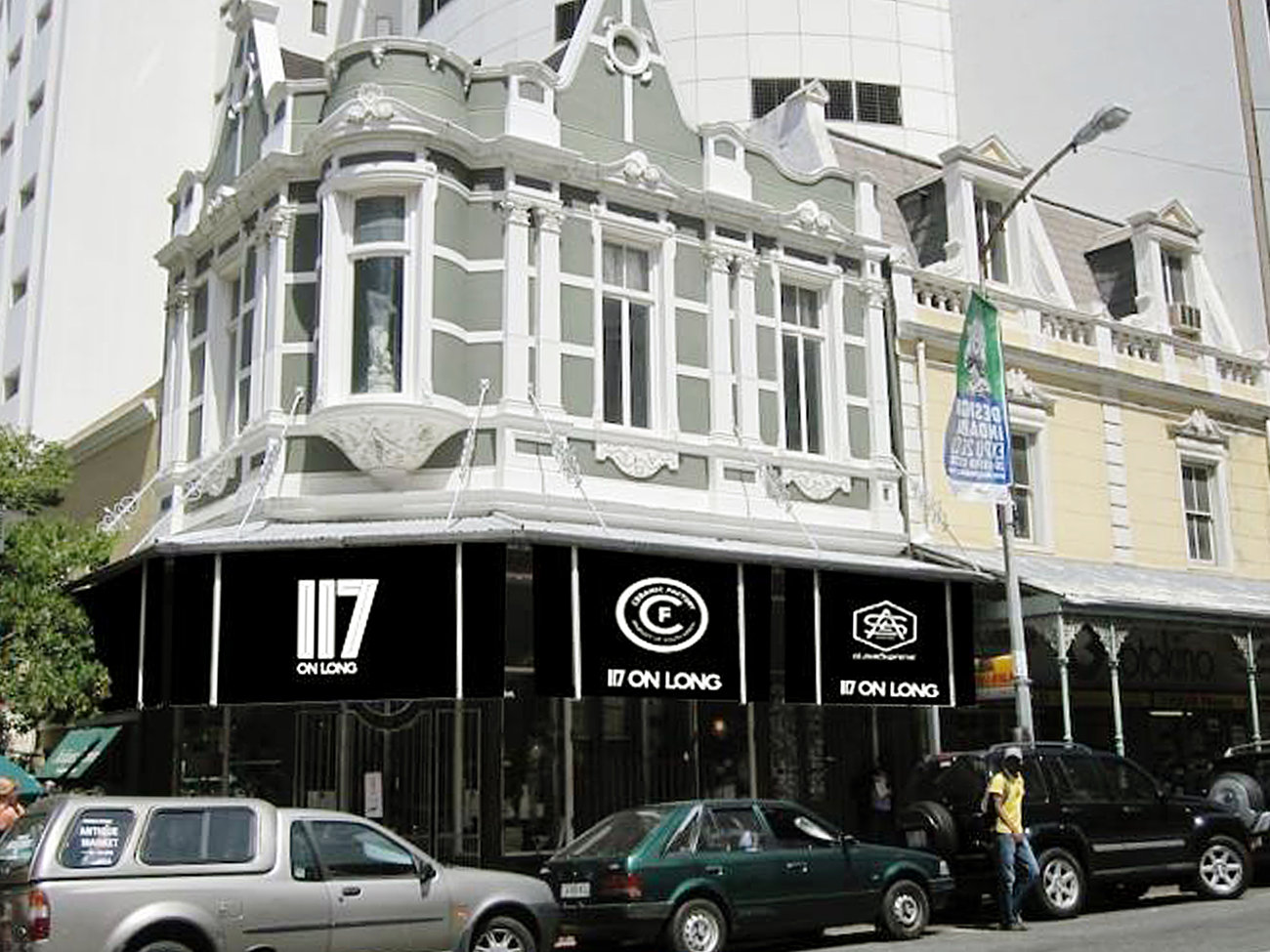 117 on Long Shop in Cape Town