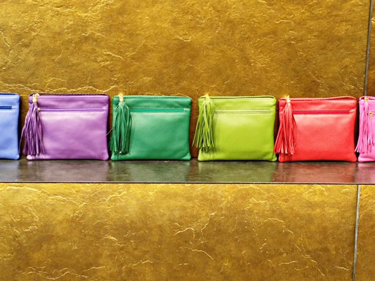 Sirni Leather Goods Shop in Rome