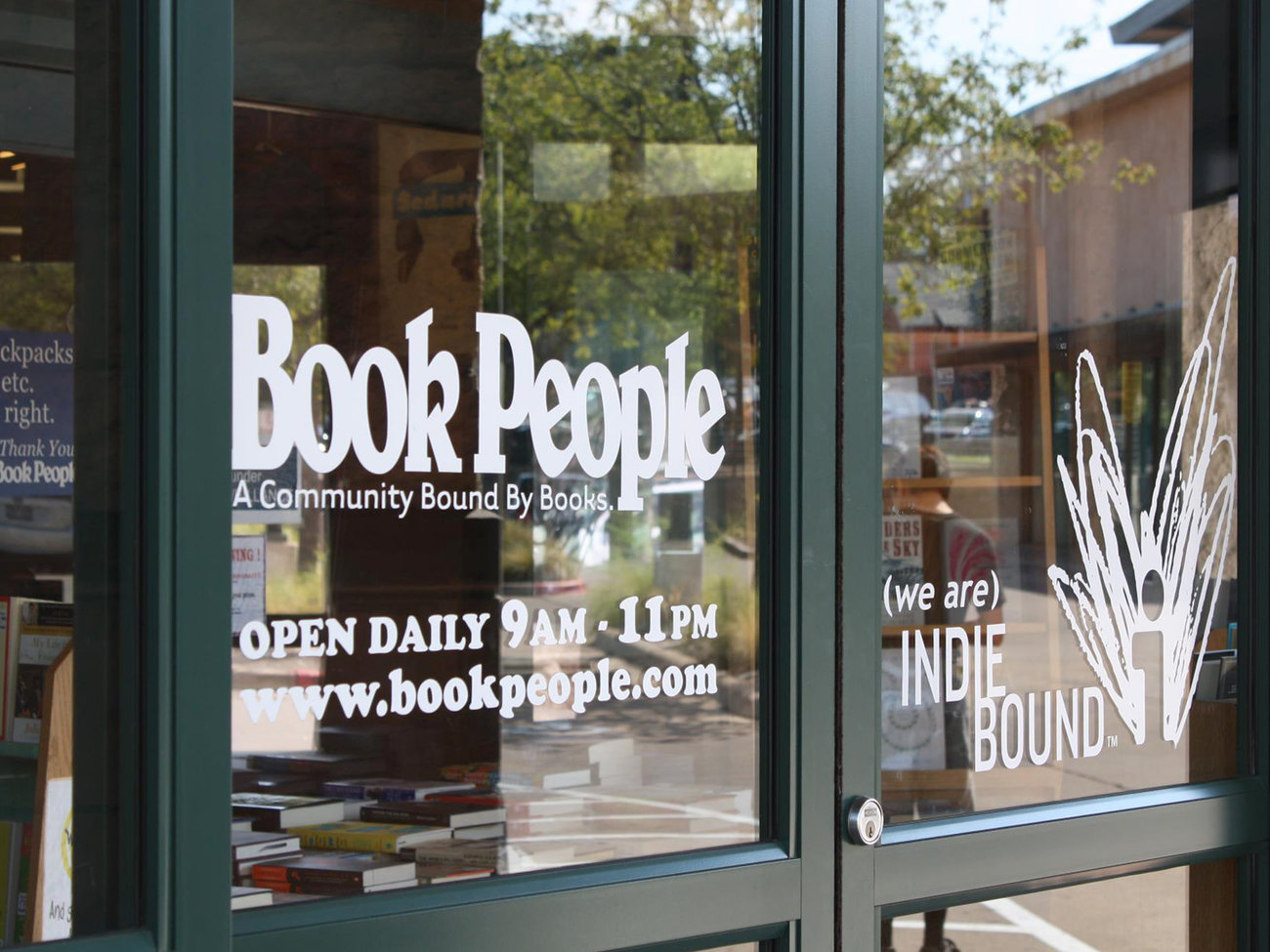 BookPeople Book Store in Austin