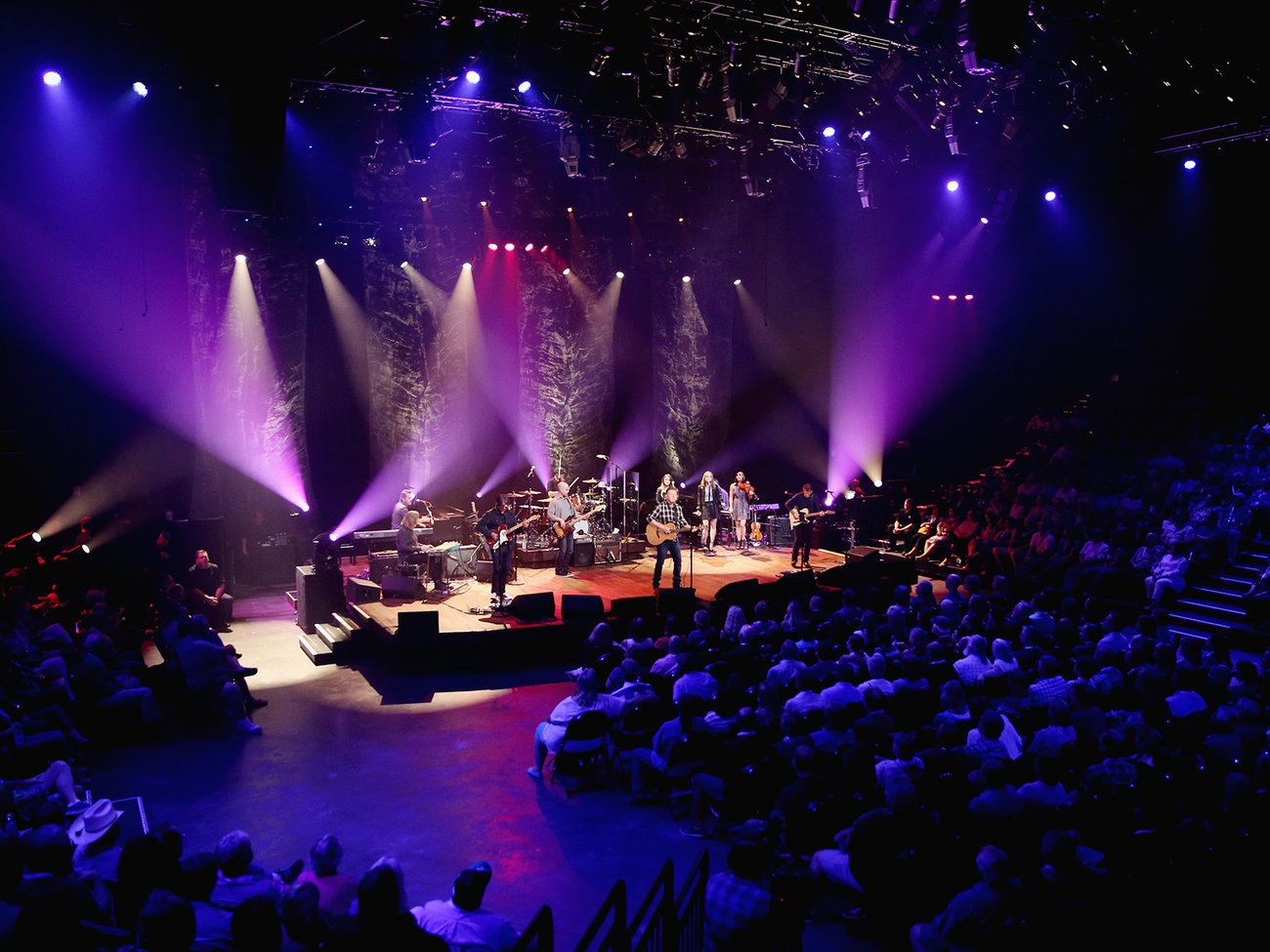 ACL Live at the Moody Theater in Austin