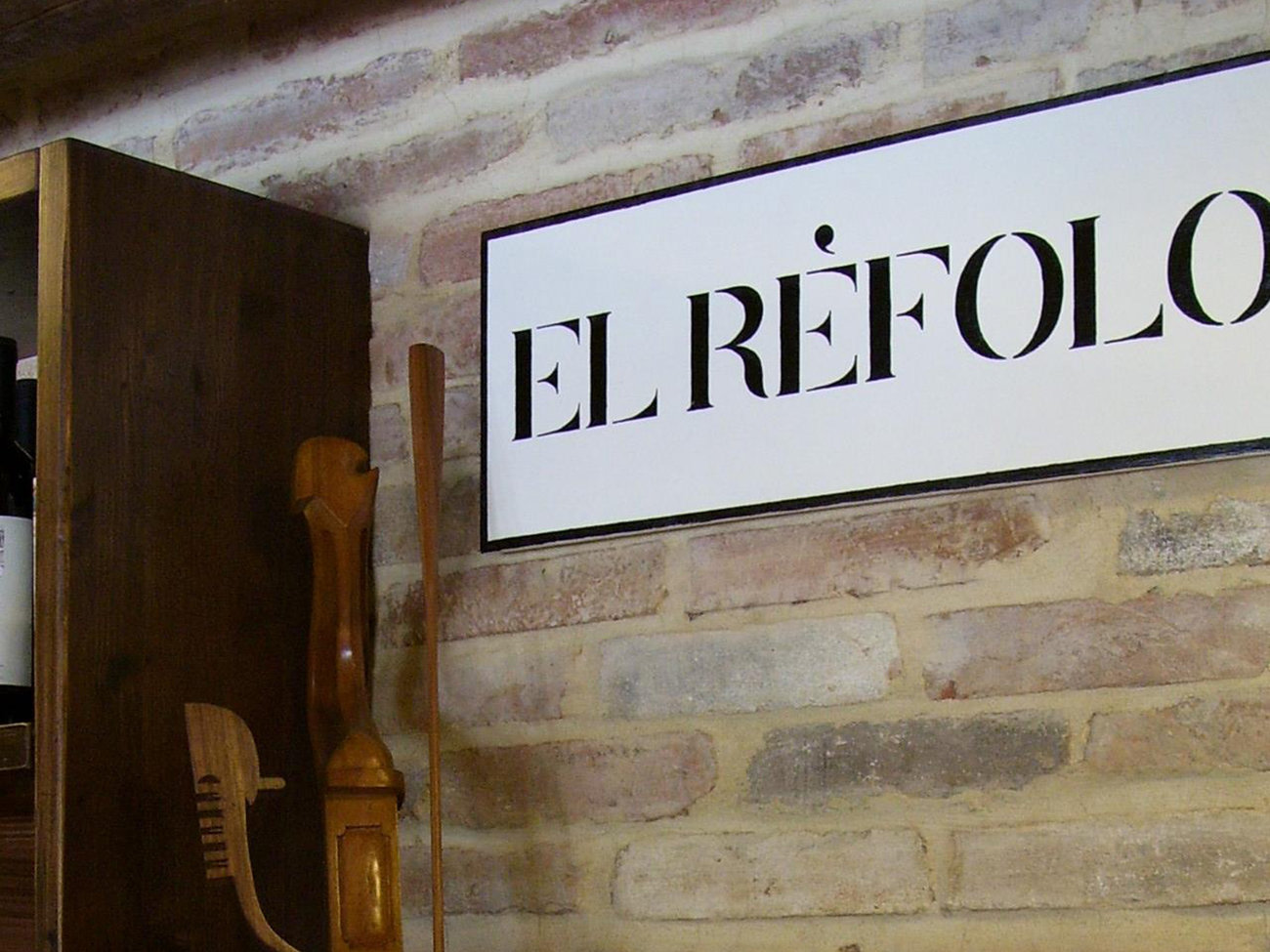 El Refolo Bar in Venice