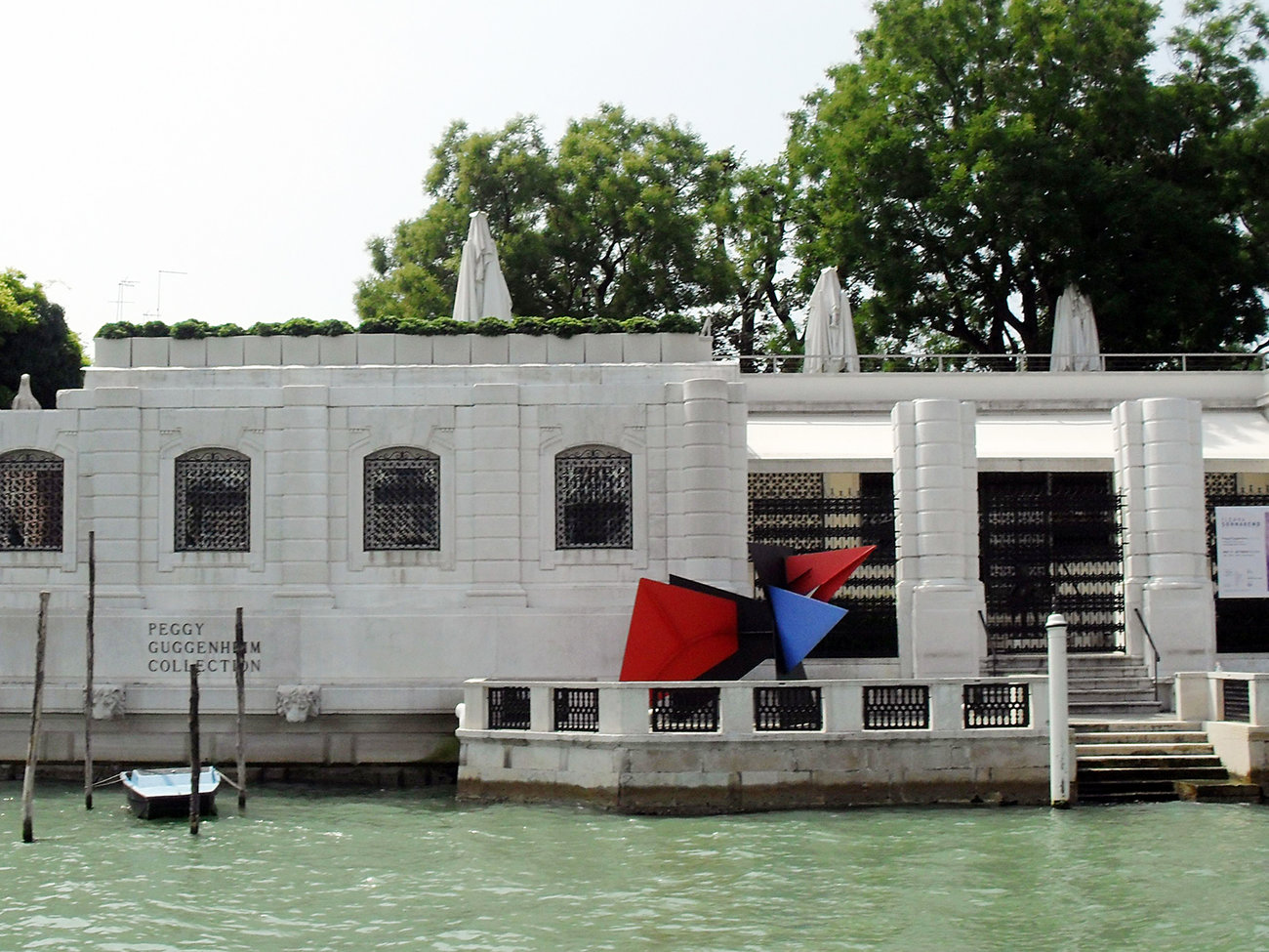 Peggy Guggenheim Collection Museum in Venice