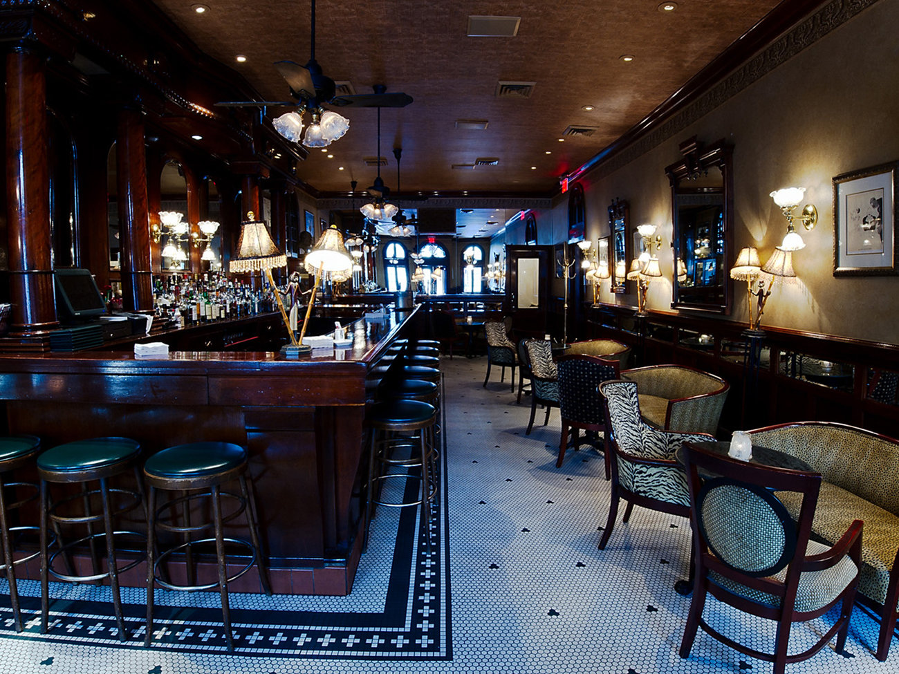 French 75 Bar in New Orleans