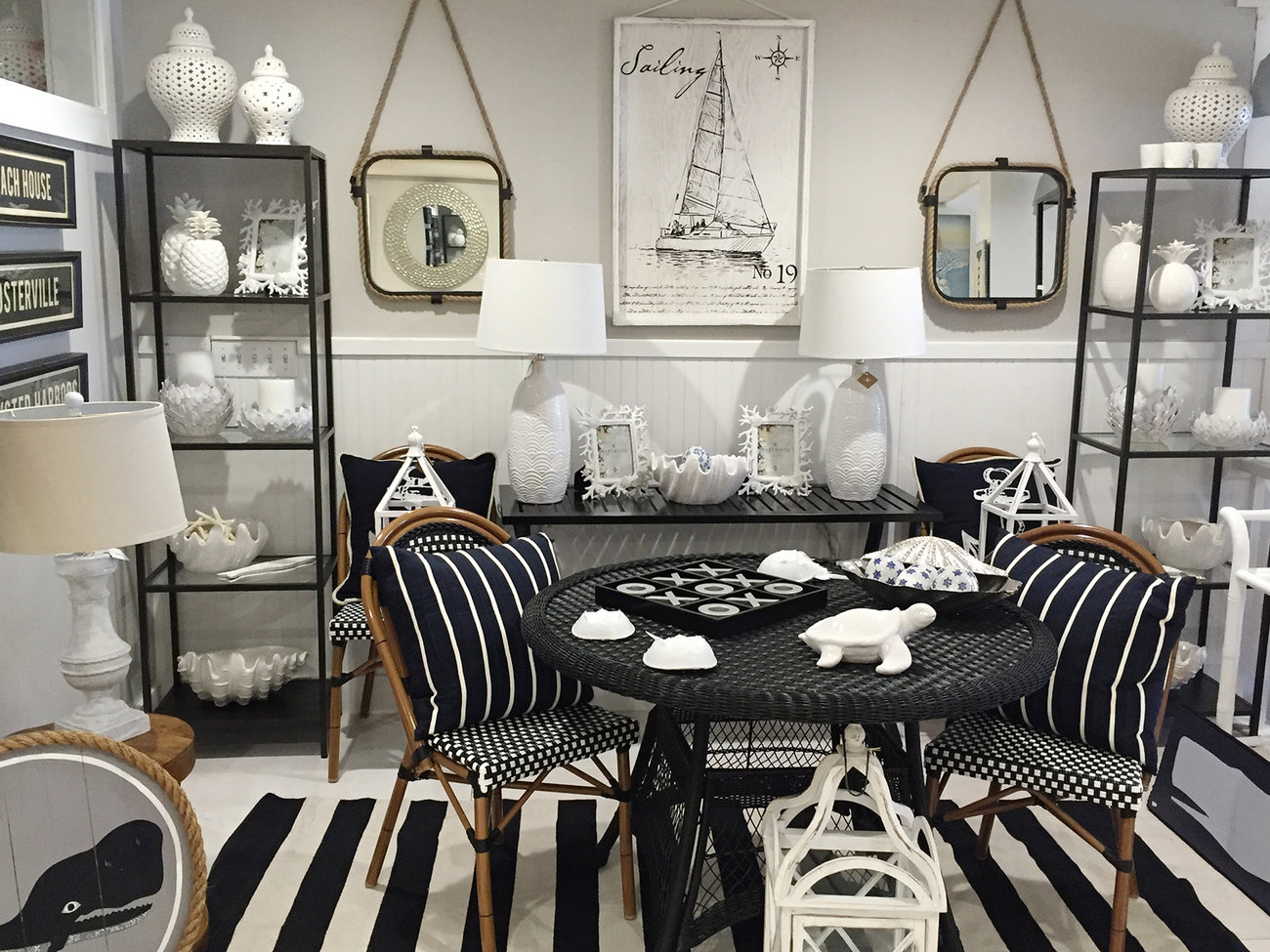 Coastal Style Store in Cape Cod