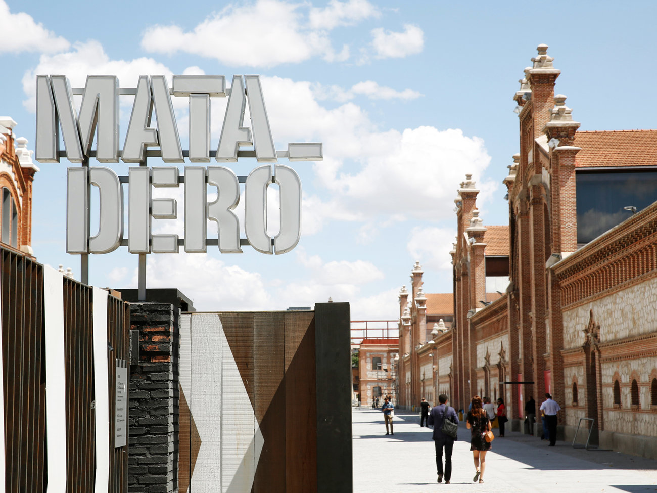 Matadero Madrid Art Center