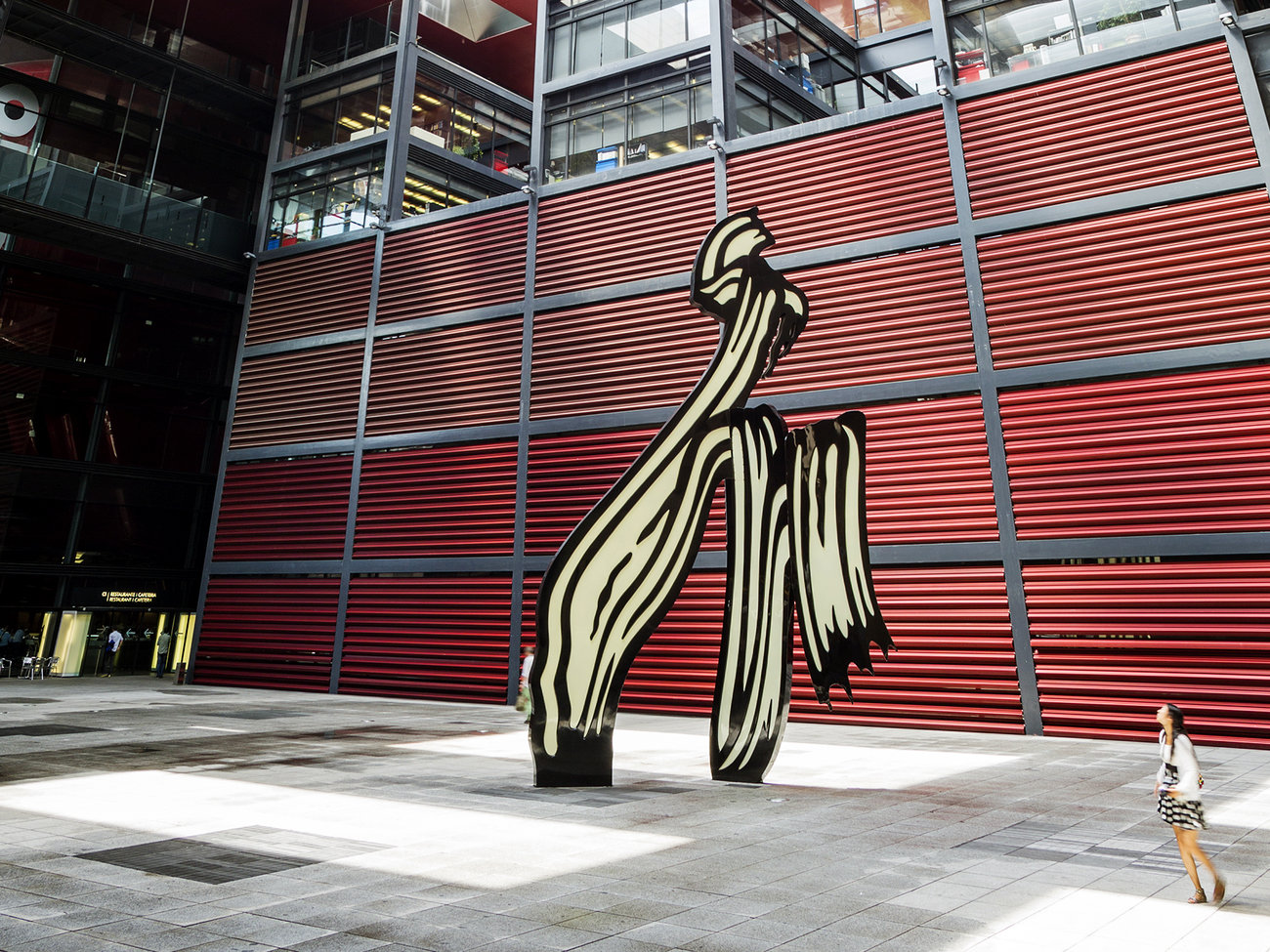 Museo Reina Sofia Museum in Madrid