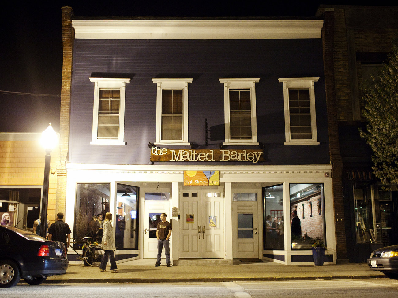 Malted Barley Bar in Rhode Island