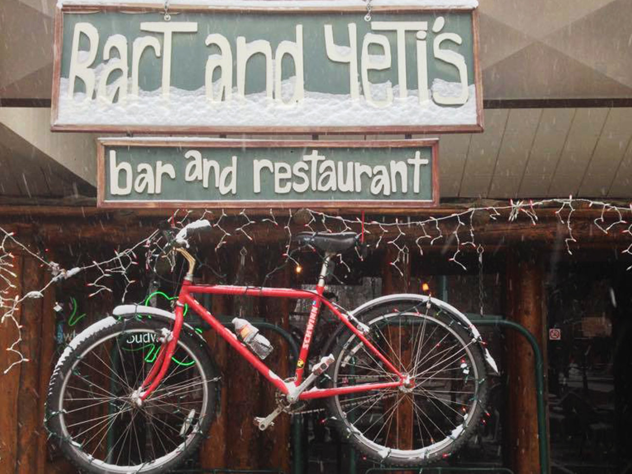 Bart and Yeti's Store in Vail