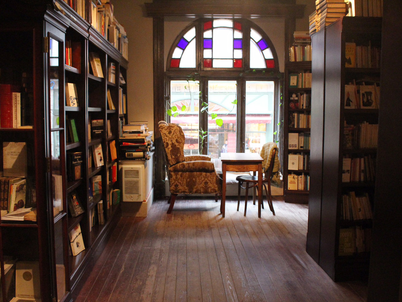 Librairie St.-Jean-Baptiste Library in Quebec City