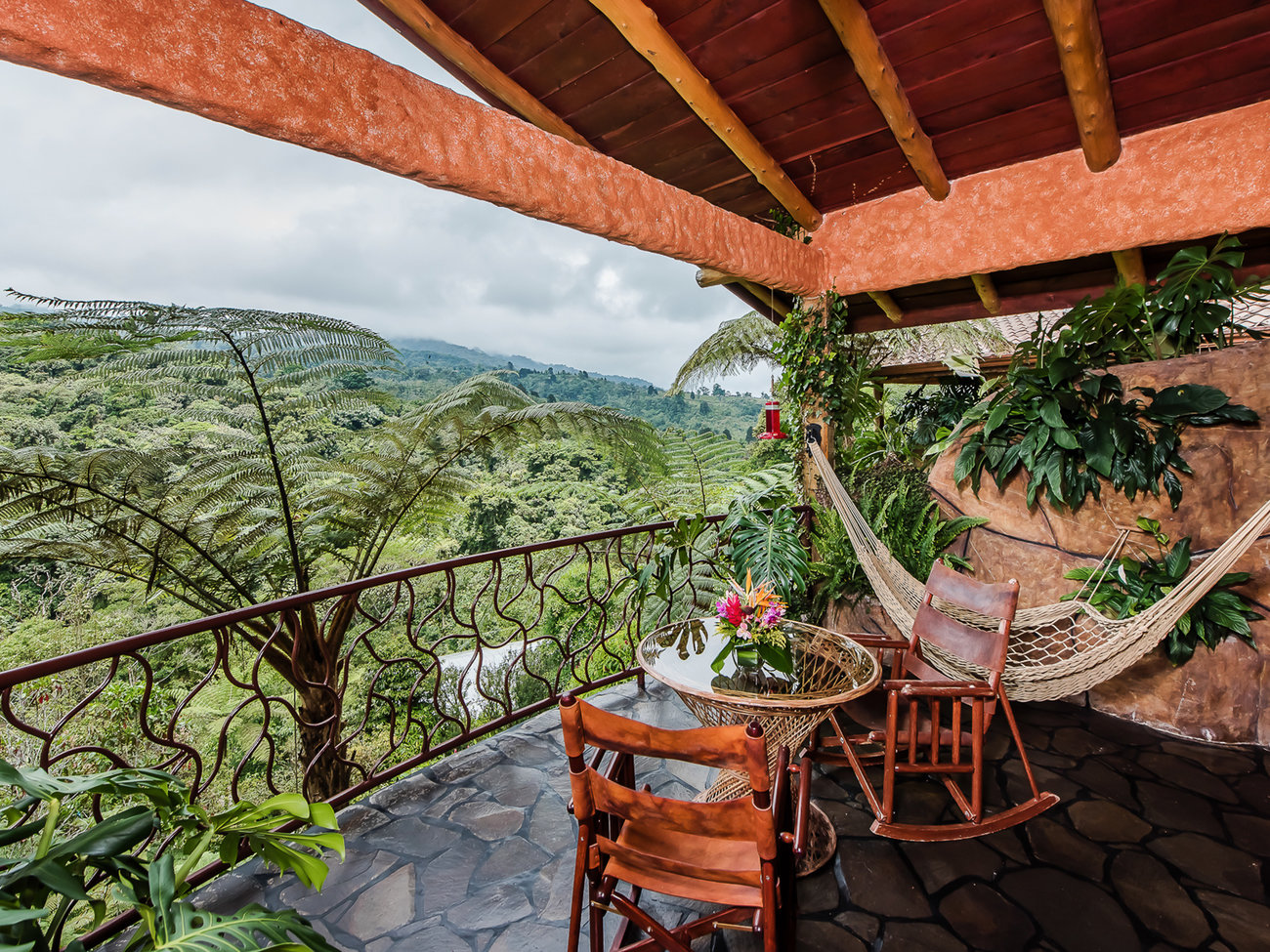 Peace Lodge Hotel in Costa Rica