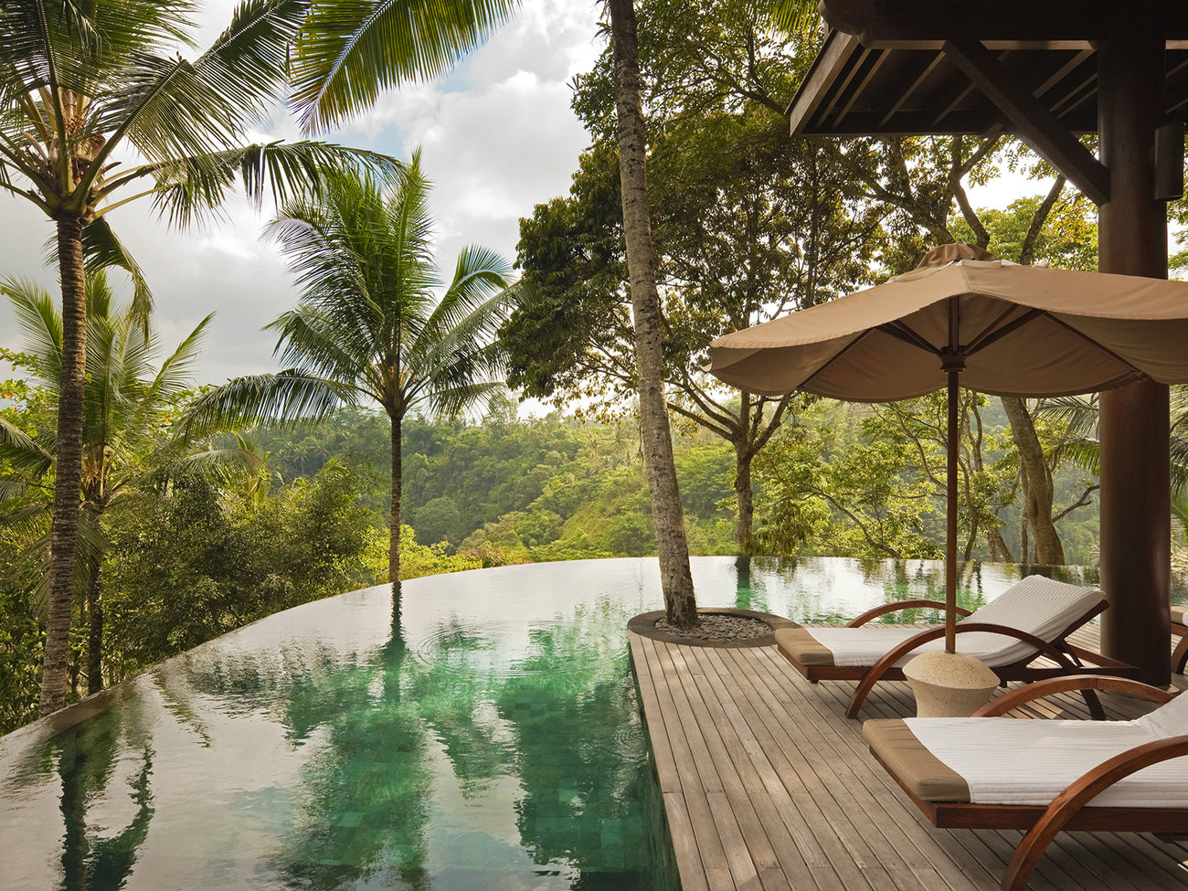 Como Shambhala Estate Hotel in Bali