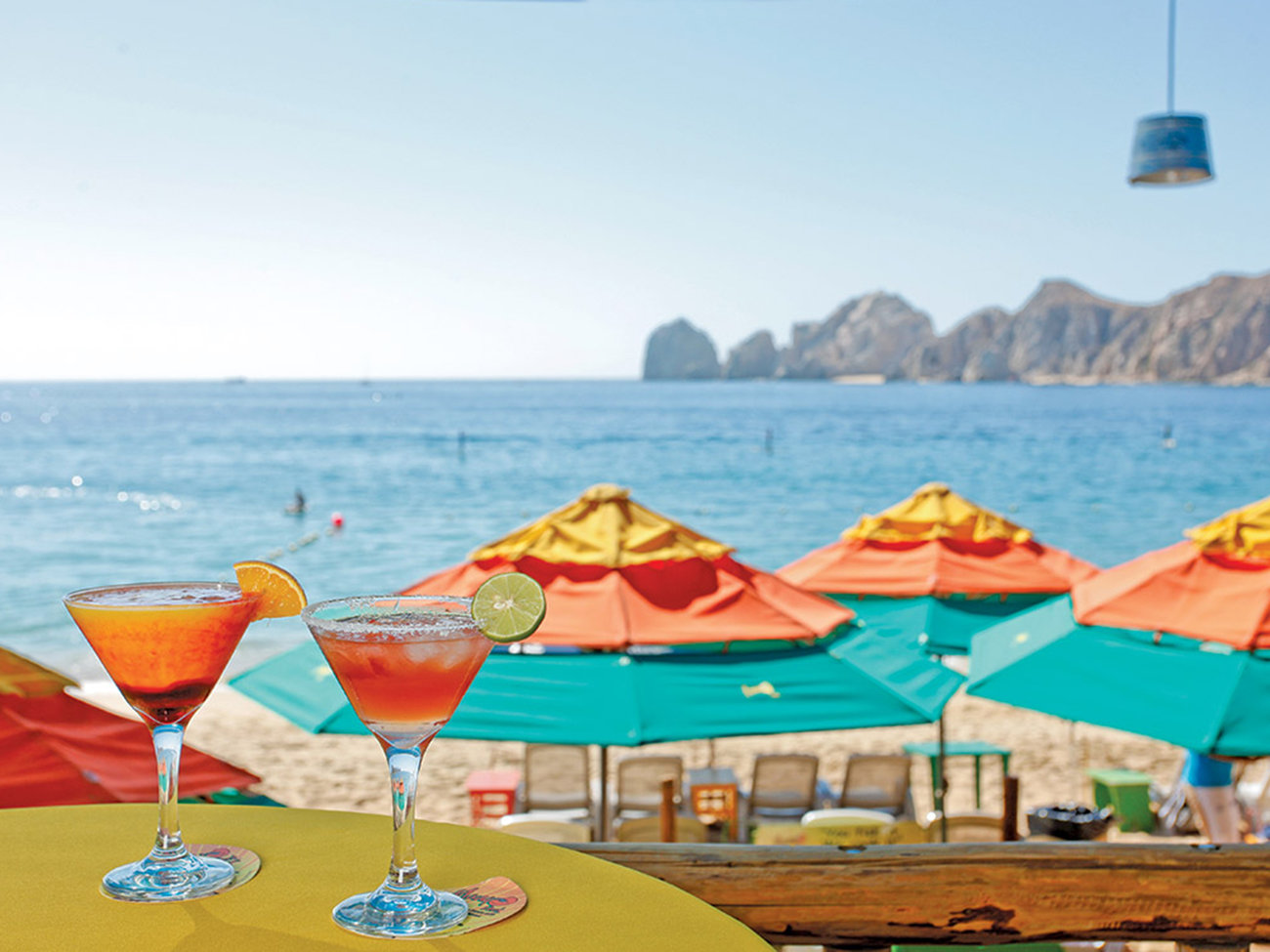 Mango Deck Restaurant, Bar & Beach Club in Los Cabos