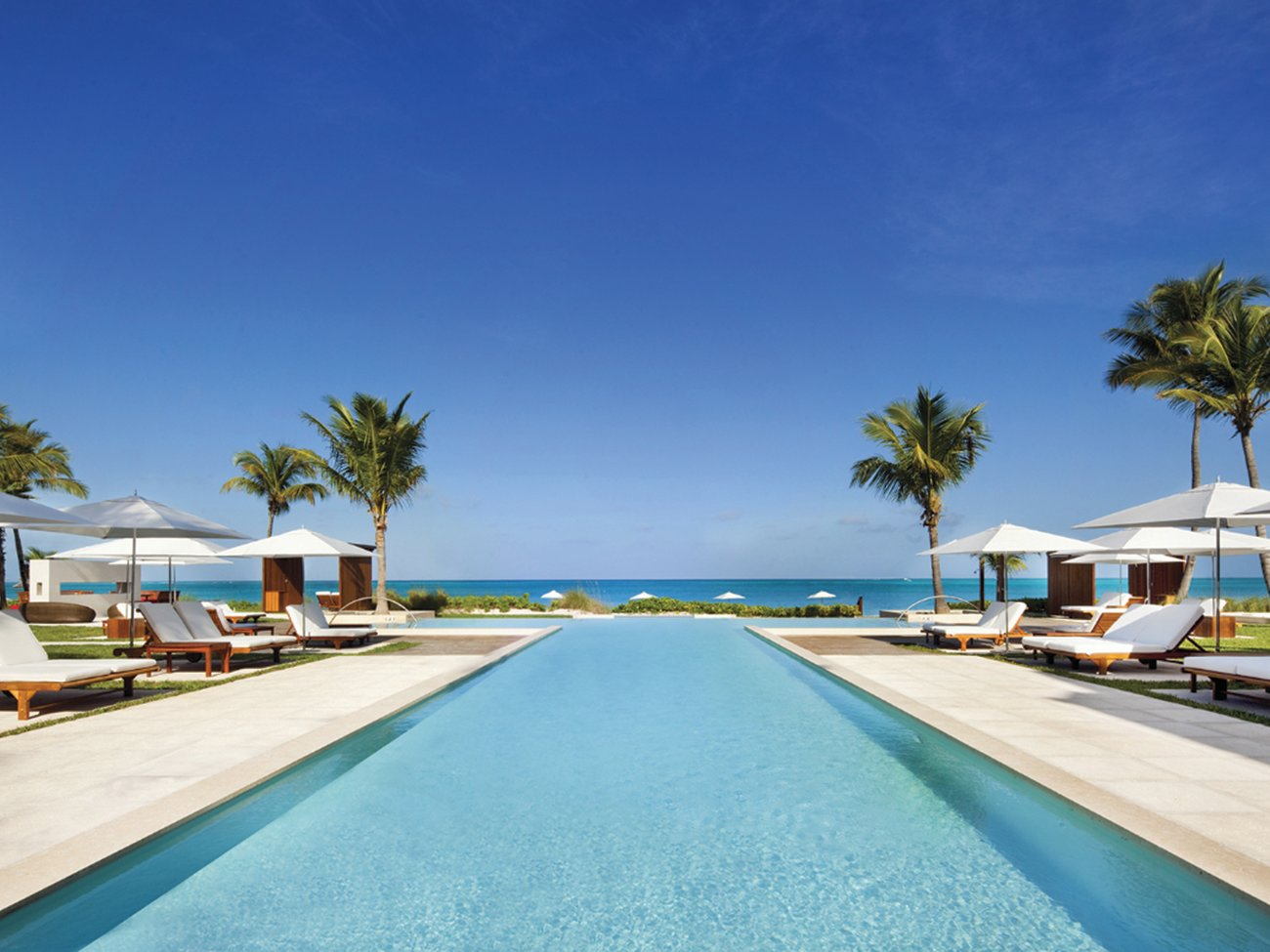 Grace Bay Club Hotel in Turks and Caicos