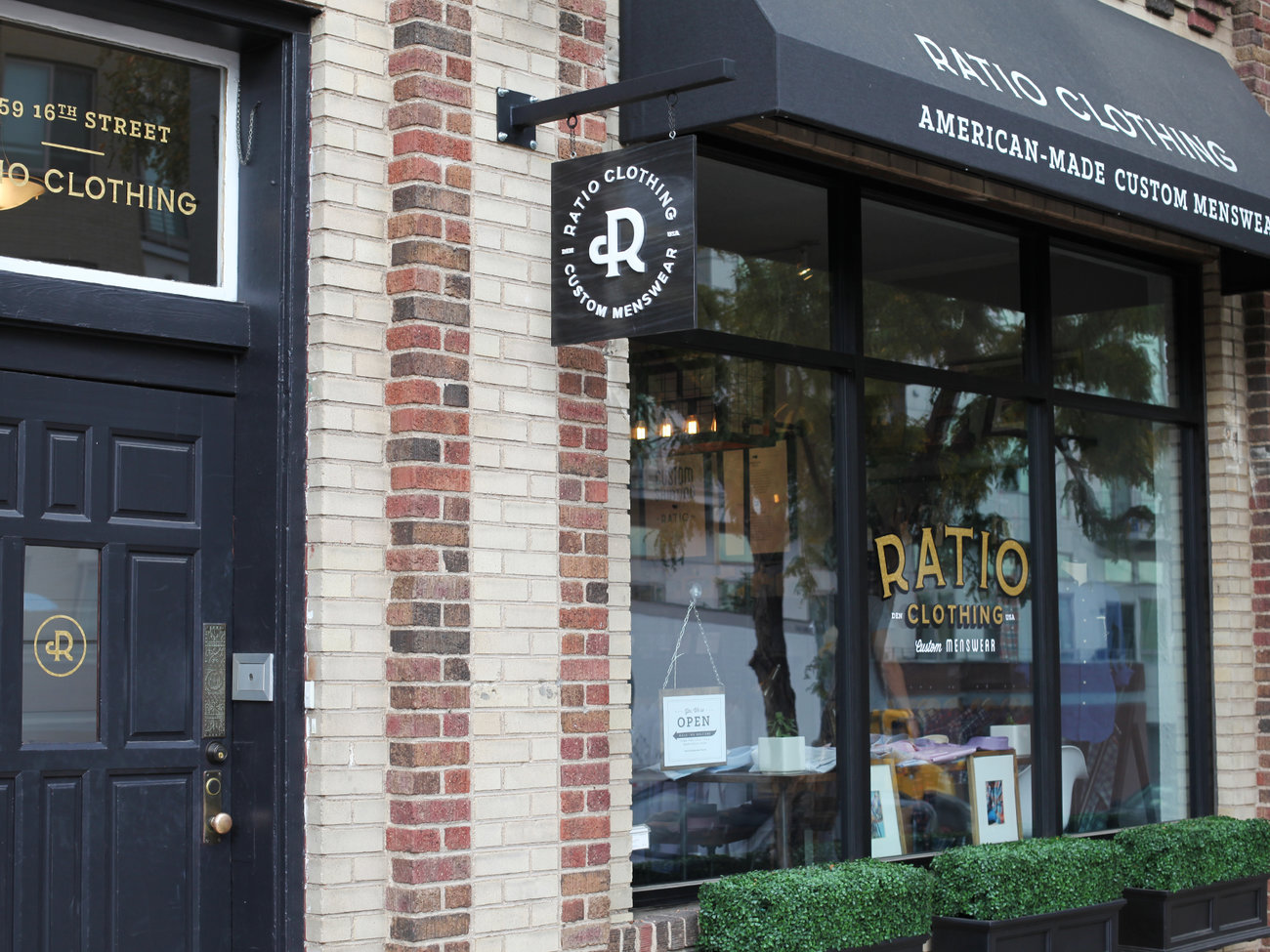 Ratio Clothing Store in Denver