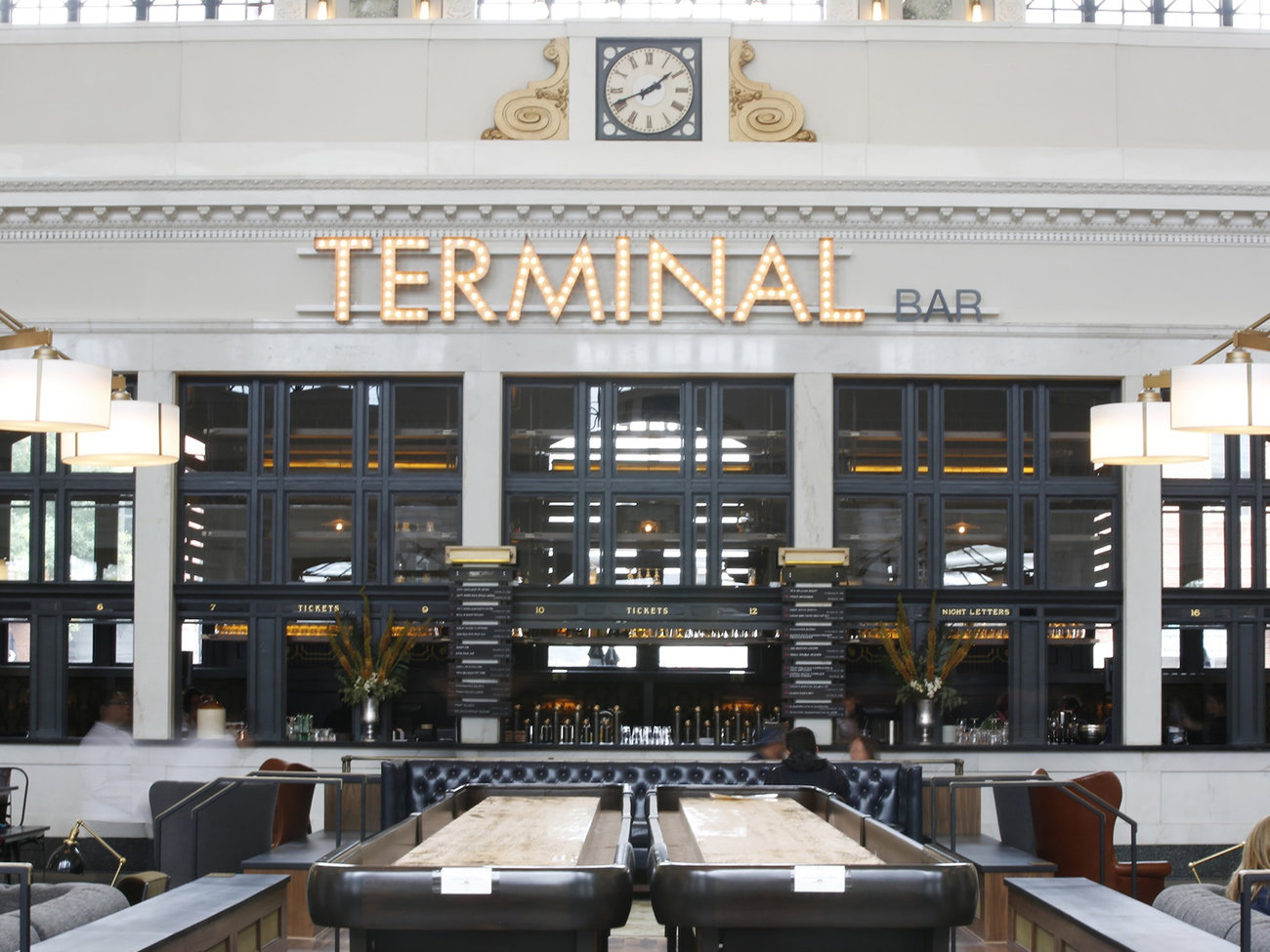 Terminal Bar in Denver