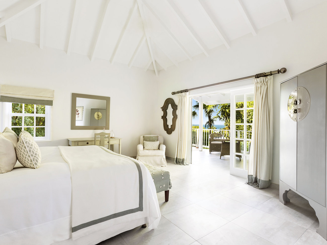 Cheval Blanc Isle de France Hotel in St. Barts