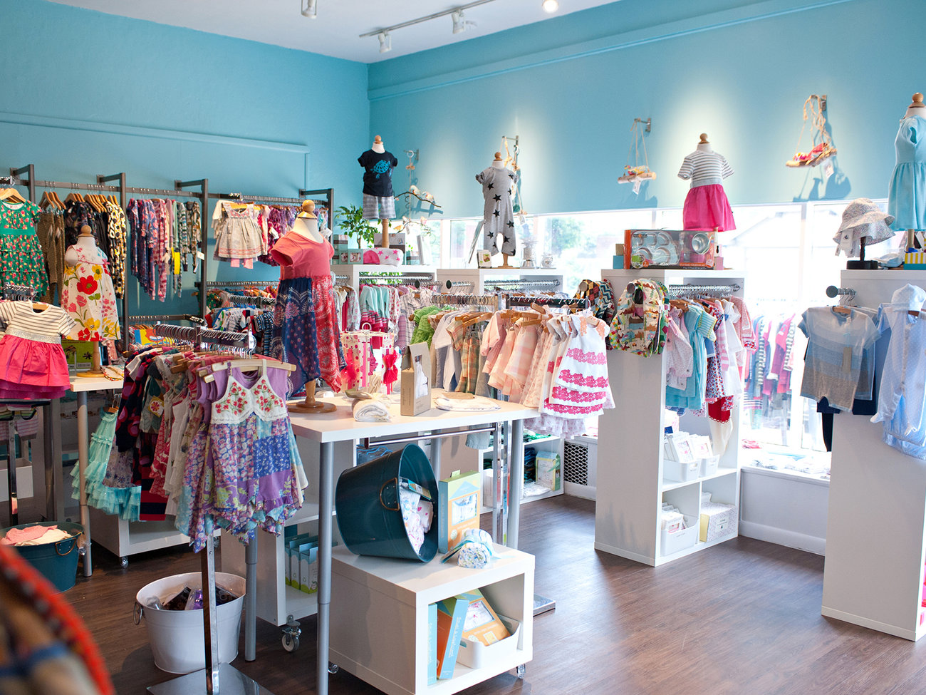 Nest Children's Boutique Store in Denver